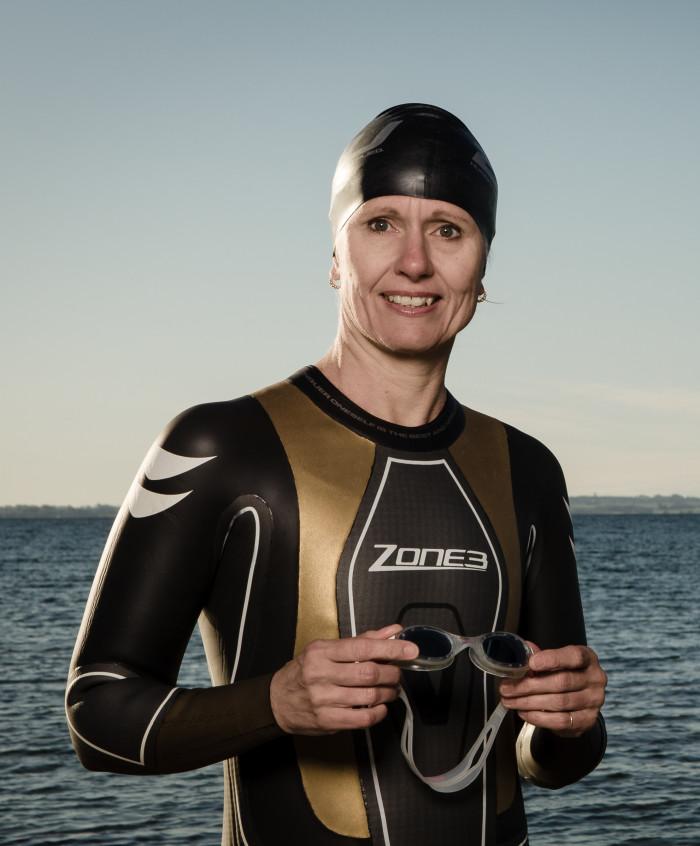 Susanne Nielsen triatlet og ironman coach